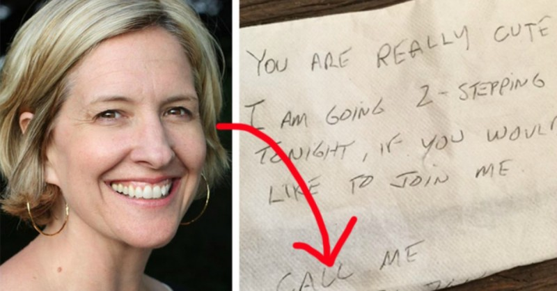 A man left a strange note on her car. When she reads the bottom, she has to share this! 2